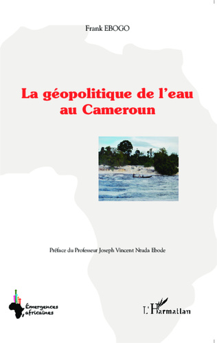 Couverture La géopolitique de l'eau au Cameroun