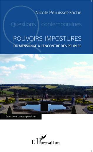 Couverture Pouvoirs, impostures