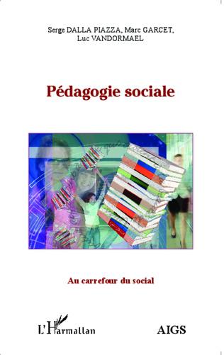 Couverture Pédagogie sociale