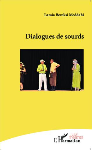 Couverture Dialogues de sourd