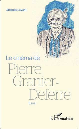Couverture Le cinéma de Pierre Granier-Deferre