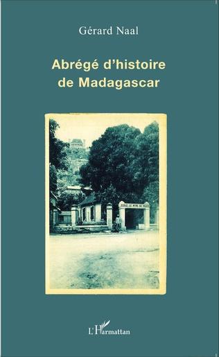 Couverture Abrégé d'histoire de Madagascar
