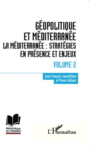 Couverture Géopolitique et Méditerranée