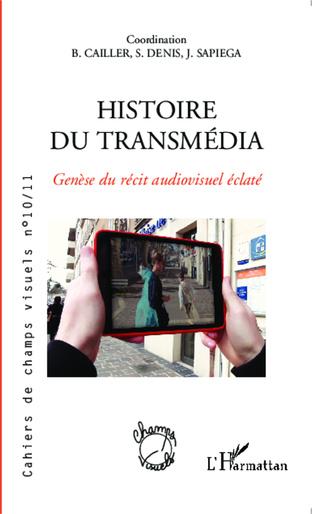 Couverture Histoire du transmédia