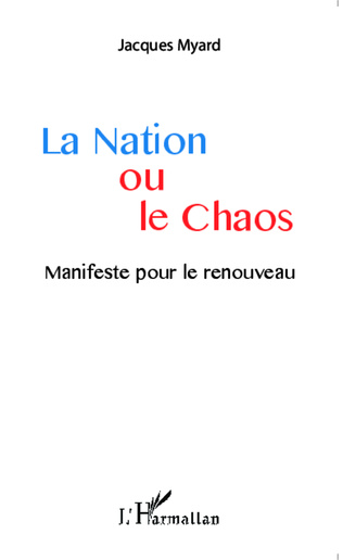 Couverture La Nation ou le Chaos