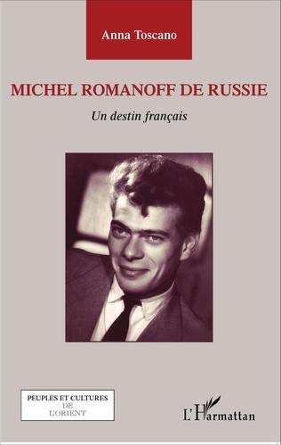Couverture Michel Romanoff de Russie