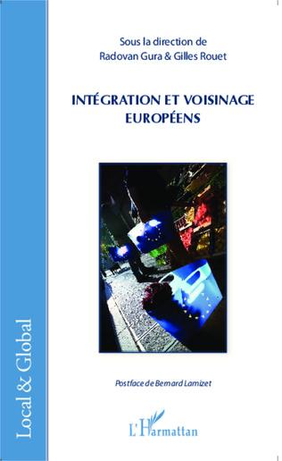 Couverture Intégration et voisinage européens