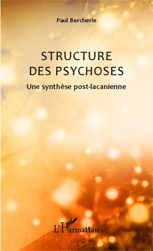 Couverture Structure des psychoses
