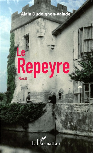 Couverture Le Repeyre