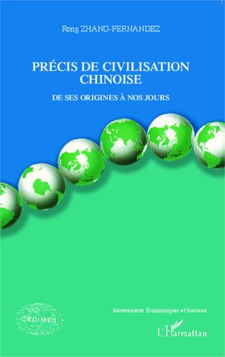 Couverture Précis de civilisation chinoise