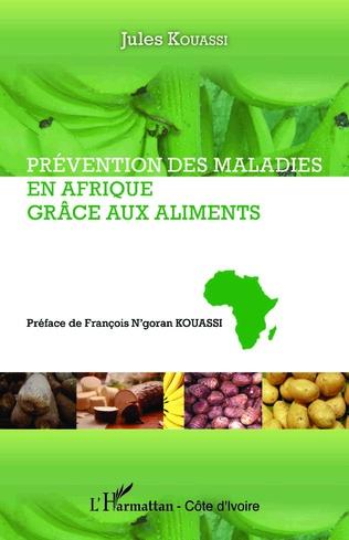 Couverture Prévention des maladies en Afrique grâce aux aliments