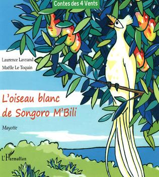 Couverture L'oiseau blanc de Songoro M'Bili