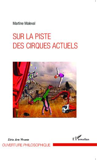 Couverture Sur la piste des cirques actuels