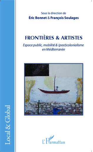 Couverture Frontières & artistes