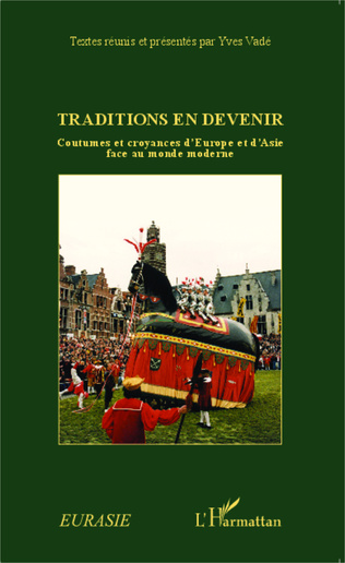 Couverture Traditions en devenir