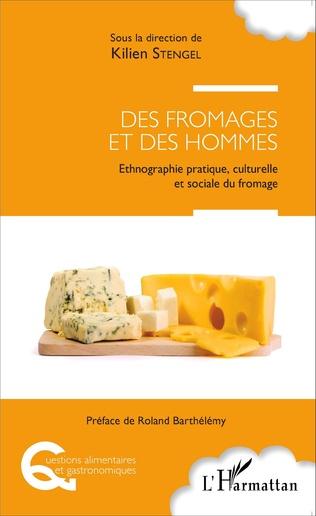 Couverture Des fromages et des hommes