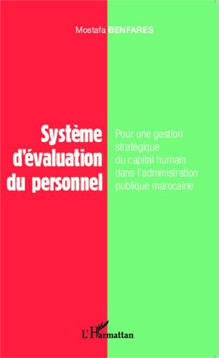 Couverture Système d'évaluation du personnel