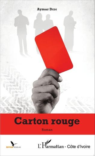 Couverture Carton rouge