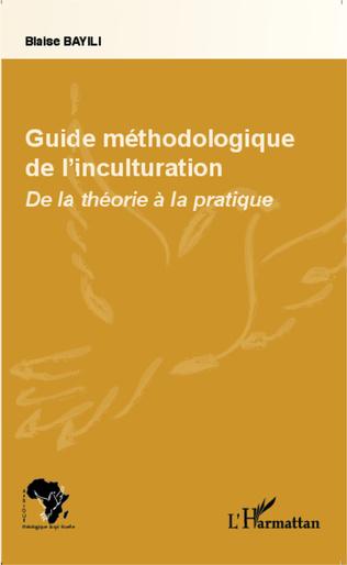 Couverture Guide méthodologique de l'inculturation