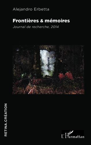 Couverture Frontières & mémoires