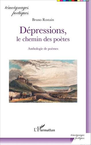 Couverture Dépressions, le chemin des poètes