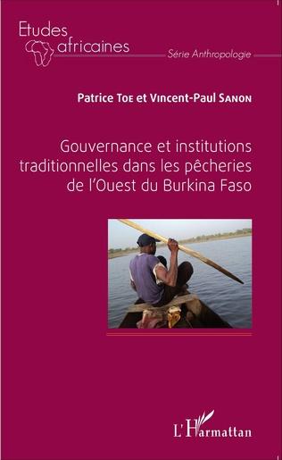 Couverture Gouvernance et institutions traditionnelles dans les pêcheries de l'Ouest du Burkina Faso