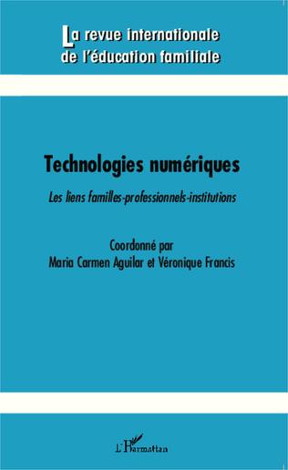 Couverture Technologies numériques