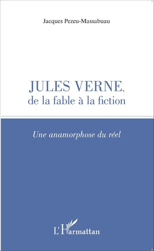 Couverture Jules Verne, de la fable à la fiction