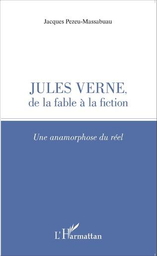 Couverture Jules Verne, de la fable à la fiction