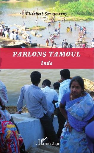 Couverture Parlons tamoul