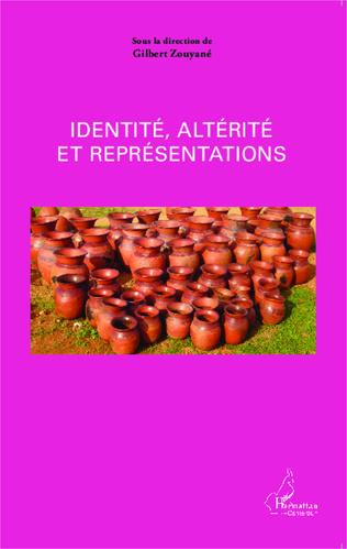 Couverture Identité, altérité et représentations