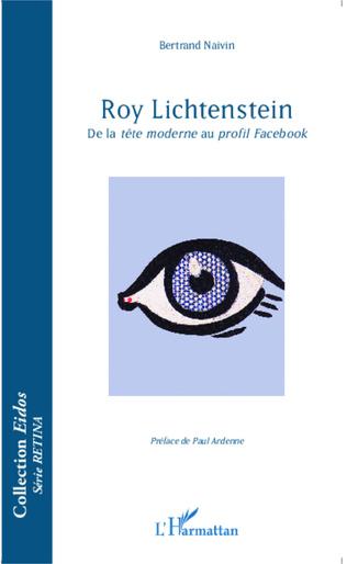 Couverture Roy Lichtenstein