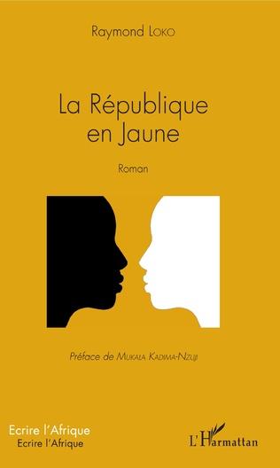 Couverture La République en Jaune