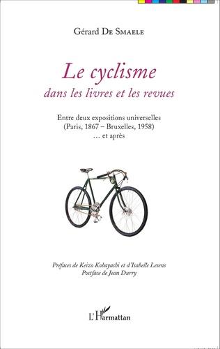 Couverture Le cyclisme dans les livres et les revues