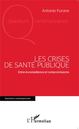 Couverture Les crises de santé publique