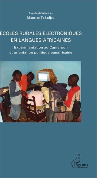 Couverture Ecoles rurales électroniques en langues africaines