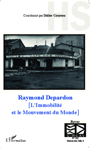 Couverture Raymond Depardon
