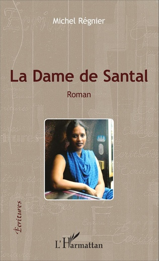 Couverture La dame de Santal