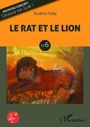 Couverture Le rat et le lion