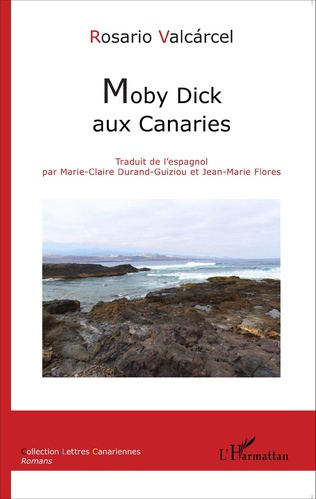 Couverture Moby Dick aux Canaries