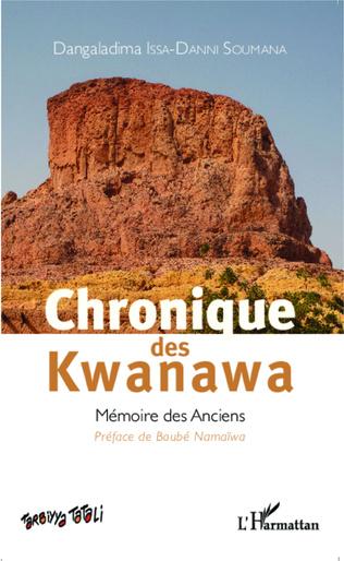 Couverture Chronique des Kwanawa