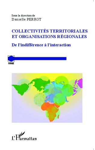 Couverture Collectivités territoriales et organisations régionales