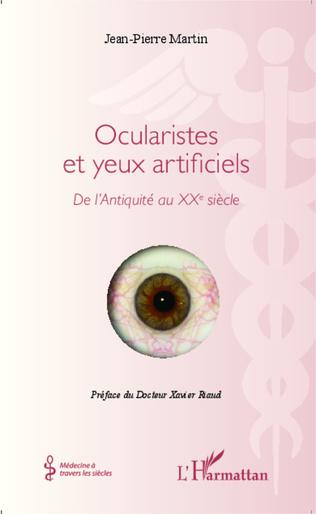 Couverture Ocularistes et yeux artificiels