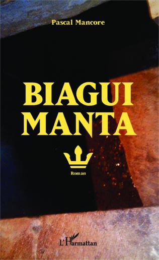 Couverture Biagui Manta