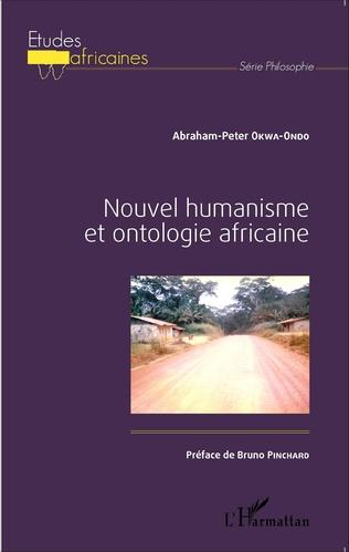 Couverture Nouvel humanisme et ontologie africaine