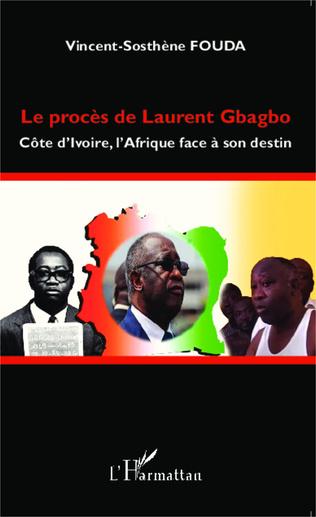 Couverture Le procès de Laurent Gbagbo