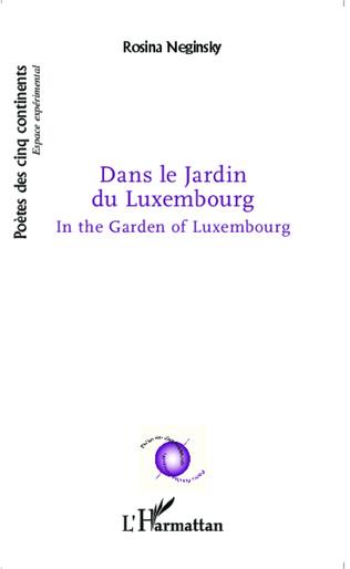 Couverture Dans le jardin du Luxembourg