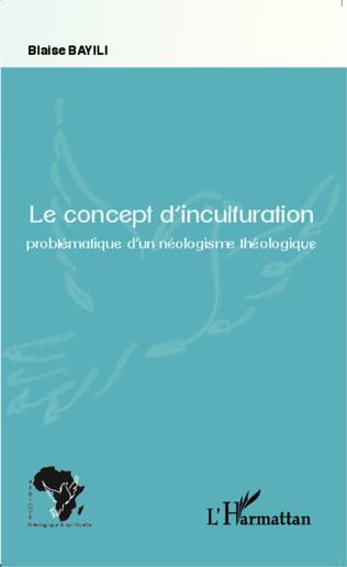Couverture Le concept d'inculturation