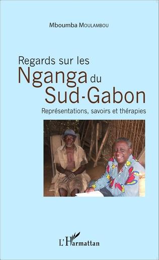 Couverture Regards sur les Nganga du Sud-Gabon