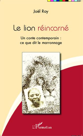 Couverture Le lion réincarné